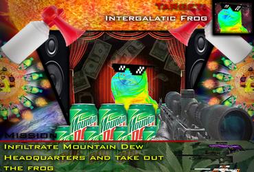 Sniper Elite 3: Hunt the Frog DLC by rendition46