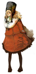 Overcoat by necosanma