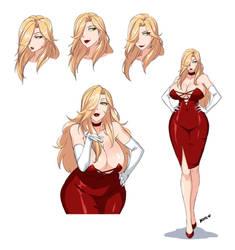 twin Alisa by Devil-V