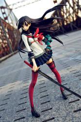 Samurai Katanako by kimiko