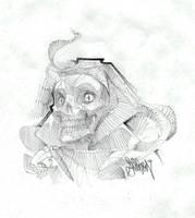 Skeletor by Gambear1er
