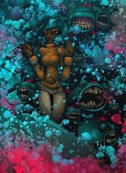 Submerged by Gambear1er