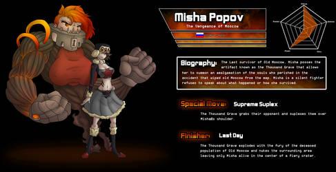 Misha Popov by Midas-Bust