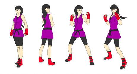 Mai-Li Redesign by FullMetalPanicAttack