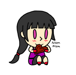 Mai-Li Enjoying Valentine's Day by FullMetalPanicAttack