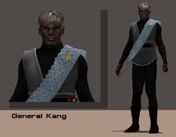 General Kang by mdbruffy