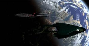 In orbit by mdbruffy