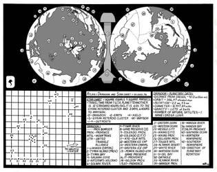 UTA Stellar Map- Dragoon by mdbruffy