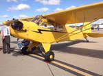 Airshow 2017  Piper cub by mdbruffy