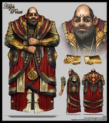 High Priest by OthmanIzagaren