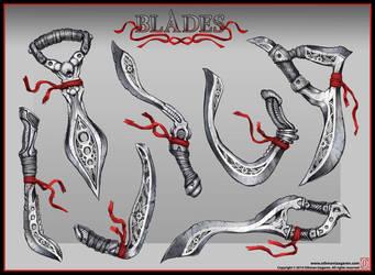 BLADES by OthmanIzagaren