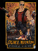 Duke Nukem Forever - Big Trouble in Little Vegas by ElOctopodo