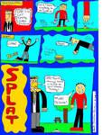 Tricky Tim 1 pg 2 COLOR by Jsb97