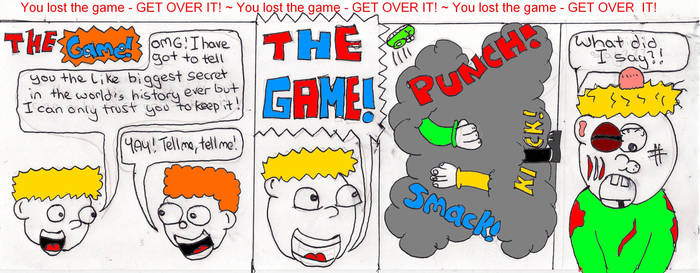 The Game by Jsb97