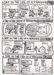 A day in the life of a... 2 by Jsb97