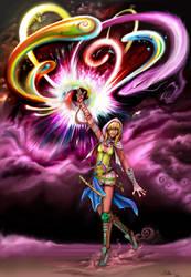 Magic by hurikan