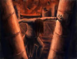 Samson by thecrayfish