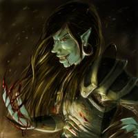 Vampire by Aquemenes1983
