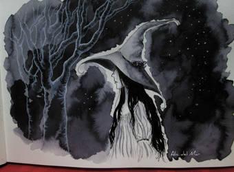 Noche obscura by AlicedelMar