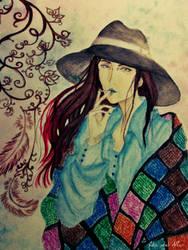 Humo Azul by AlicedelMar