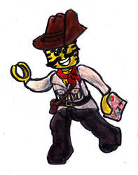 Johnny Thunder by SonicClone