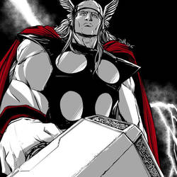 Thor by DougHills