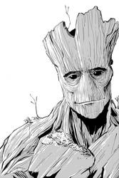 Groot by DougHills