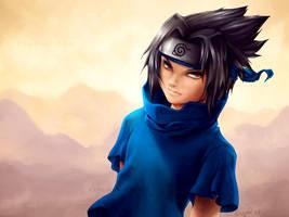 Sasuke by Crysa