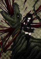Dragon Slayer by qrullgx13