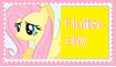 Fluttershy Stamp by KittyJewelpet78