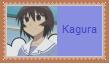 Kagura Stamp by KittyJewelpet78