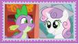SweetieSpike Stamp by KittyJewelpet78