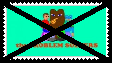 Anti The Problem Solvers Stamp by KittyJewelpet78