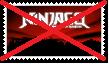 Anti Ninjago Masters of Spinjitzu Stamp by KittyJewelpet78