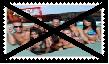 Anti Jersey Shore Stamp by KittyJewelpet78