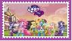 Equestria Girls Stamp by KittyJewelpet78