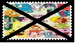 (Request) Anti Happy Tree Friends Stamp by KittyJewelpet78