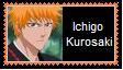 Ichigo Kurosaki Stamp by KittyJewelpet78
