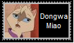 (Request) Dongwa Miao Stamp by KittyJewelpet78