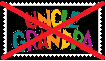 (Request) Anti Uncle Grandpa Show Stamp by KittyJewelpet78