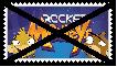 (Request) Anti Rocket Monkeys Stamp by KittyJewelpet78