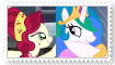 CelestiaXCherry Jubilee Stamp by KittyJewelpet78
