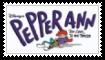 Pepper Ann TV Show Stamp by KittyJewelpet78