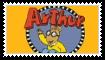 Arthur (TV Show) Stamp by KittyJewelpet78