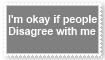 Disagree Stamp by KittyJewelpet78
