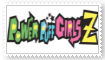 (Request) Powerpuff Girls Z stamp by KittyJewelpet78
