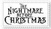 The Nightmare Before Christmas Stamp by KittyJewelpet78