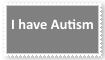 Autism Stamp by KittyJewelpet78