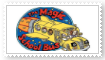 The Magic School Bus Stamp by KittyJewelpet78