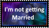 Not getting Married by KittyJewelpet78